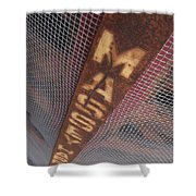 Masey Harris Shower Curtain