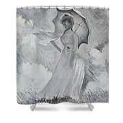 Master Copy Shower Curtain