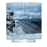 Master Of Elements Shower Curtain