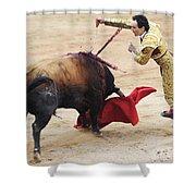 Matador El Cid II Shower Curtain