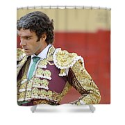 Matador Jose Tomas IIi Shower Curtain