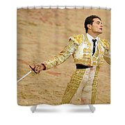 Matador Joselillo II Shower Curtain