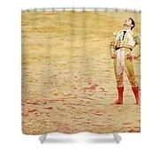 Matador Joselillo Shower Curtain