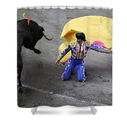 Matador Padilla I Shower Curtain