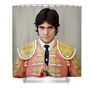 Matador Sebastian Castella V Shower Curtain
