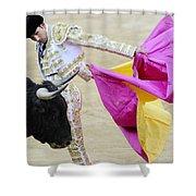 Matador Serafin Martin II Shower Curtain