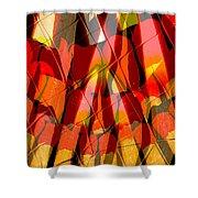Matchbox Shower Curtain