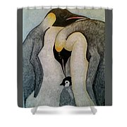 Mate For Life Shower Curtain