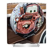 Mater Shower Curtain