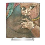 Maternidad Shower Curtain