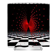 Mathematics  -10-  Shower Curtain