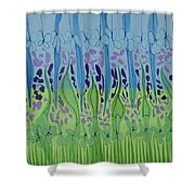 Matrix One Shower Curtain
