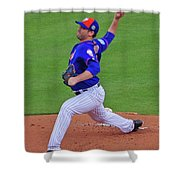 Matt Harvey Shower Curtain