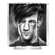 Matt Smith Shower Curtain