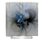 Matter Of Opinion Shower Curtain