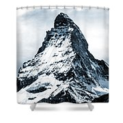 Matterhorn Shower Curtain
