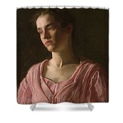 Maud Cook Shower Curtain