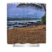 Maui Beach Shower Curtain
