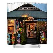 Maui Gallery Shower Curtain