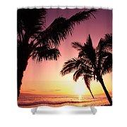 Maui, Kaanapali Beach Shower Curtain