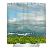 Maui Landscape Shower Curtain