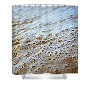 Maui Shore Bubbles Shower Curtain