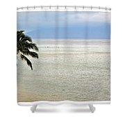 Maui Tropics  Shower Curtain