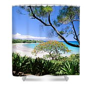 Mauna Kea Beach Shower Curtain