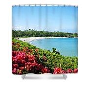 Mauna Kea Beach Shower Curtain