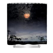 Maunaleo Journey With Spirit Shower Curtain