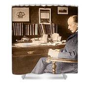 Max Planck, German Physicist Shower Curtain