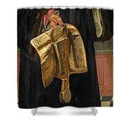 Maximilian I Holy Roman Emperor Shower Curtain