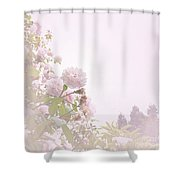 May Basket Day Shower Curtain