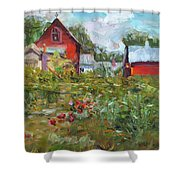 May Shower Curtain