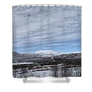 May In The Arctic Shower Curtain