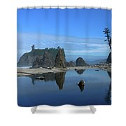 May Your Love Grow Shower Curtain
