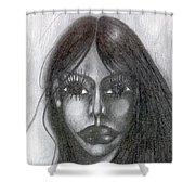 Maya Shower Curtain