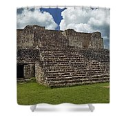 Mayan Ruins 2 Shower Curtain