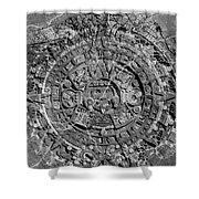 Mayan Rule Shower Curtain