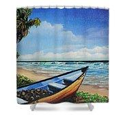 Mayaro Beach Shower Curtain
