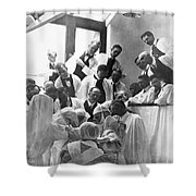 Mayo Clinic, 1913 Shower Curtain