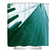 Mca Denver Shower Curtain