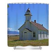 Mcallister Church Shower Curtain