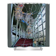 Mccaw Hall Seattle Shower Curtain