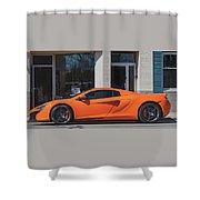 Mcclaren Shower Curtain