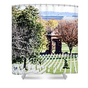 Mcclellans Gate Shower Curtain
