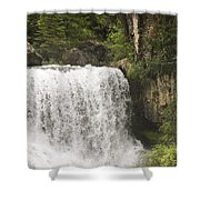 Mccloud Upper Falls Shower Curtain