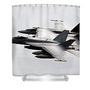 Mcdonnell Douglas F/a-18 Hornet Shower Curtain