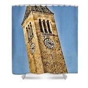 Mcgraw Tower Shower Curtain