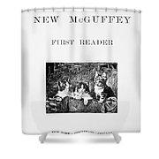 Mcguffeys Reader, 1901 Shower Curtain